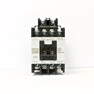 Shihlin Magnetic Contactor S p11 3a1a normally Open Coil 220v