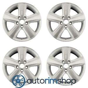 New 17 Replacement Wheels Rims For Toyota Camry 2010 2011 2012 Set Machined Wit