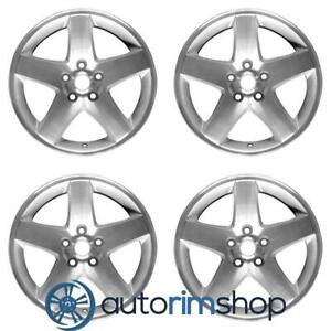 New 17 Replacement Wheels Rims For Dodge Challenger Charger Magnum 2008 2010