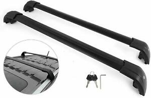 Fit For Bmw X1 E84 X3 F25 2010 2018 Cross Bar Roof Rack Crossbar Luggage Carrier
