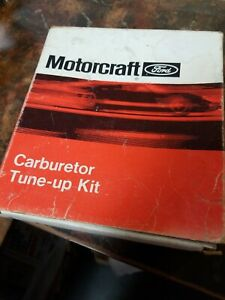 Tune Up Kit For A Holley Carburetor Aa 1 2100 2110