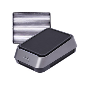 Air Therapy Smart Action Car Air Purifier H13 Hepa Filter Auto Operation