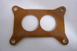 Fits 2300 Holley Carburetor Riser Phenolic Insulator Spacer Gm Ford Mustang 289