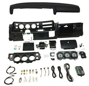 70 72 Chevelle Ss Dash Conversion Kit W Dakota Digital Vhx Gauges Stage 3