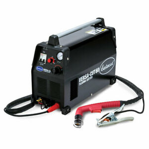 Eastwood Versa Cut 60 Amp 220v Plasma Cutter With Nema 6 50r Plug