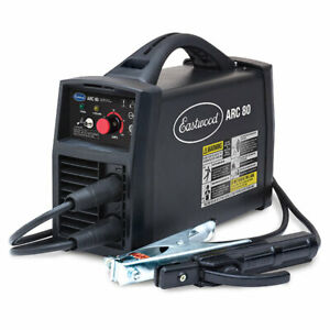 Eastwood Arc 80 Inverter Stick Welder Hot Start 110 Volt Amparage Adjustment