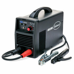 Eastwood Arc200 Stick Welder 200 Amp Dual Capability Inverter Technology