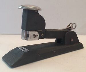Vintage Swingline No 13 Speed Stapler Gray Color Heavy Duty