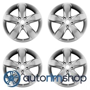 New 20 Replacement Wheels Rims For Jeep Grand Cherokee 2011 2012 2013 Set Hyper
