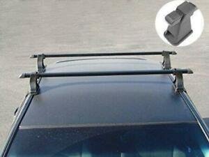 Universal 54 Roof Top Rack Rail Cross Bars Luggage Carrier Mount Set Suv Truck