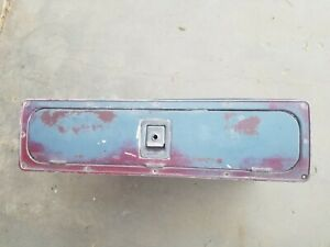 1964 1965 1966 Ford Truck Side Tool Box