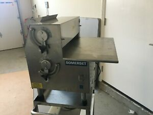 Somerset 20 Dough Sheeter Cdr 2100s Great Condition