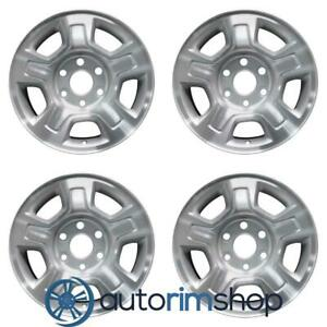 New 17 Replacement Wheels Rims For Chevrolet Tahoe Suburban Set 9598077