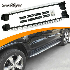 Us Stock For Jeep Grand Cherokee 2011 2019 Running Board Side Steps Nerf Bar