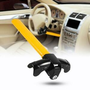 Universal Car Rotary Anti Theft Steering Wheel Lock Truck Parts Security Kit