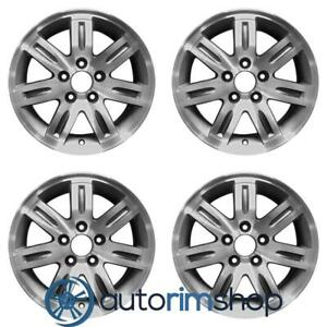 New 16 Replacement Wheels Rims For Honda Cr v Element 2003 2008 Set Machined