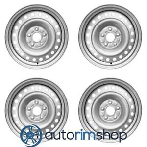 New 16 Replacement Wheels Rims For Honda Element 2003 2004 2005 Set Silver