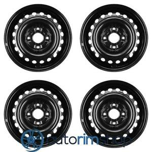 New 15 Replacement Wheels Rims For Honda Accord 1998 1999 2000 2001 2002 Set Bl
