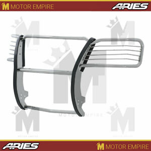 Aries For 2007 2010 Gmc Sierra 2500 Hd Sierra 3500 Hd Brush Guard
