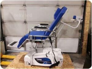 Transmotion Tmm6 Multi Purpose Power Drive Stretcher Exam Chair Procedure Table