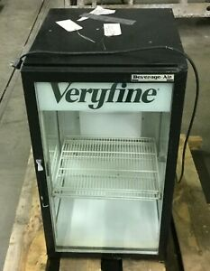 Beverage Air Veryfine Refrigerator Model Ur 30ge