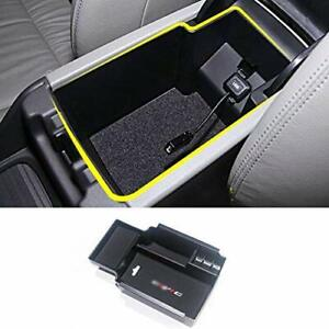 2012 2015 For Honda Civic Sedan Accessories Car Armrest Storage Box Organizer