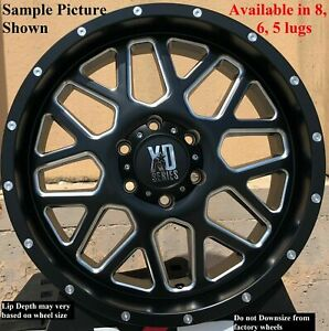 Wheels For 18 Inch Ford Transit 150 250 350 2015 2016 2017 2018 2019 Rims 3932