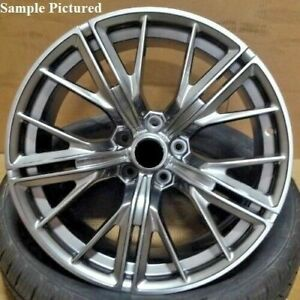 Staggered Rims 20 Inch Wheels For 2013 2014 2015 Camaro Ls Lt Rs Only 5673