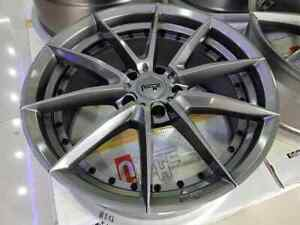 Staggered Rims 20 Inch Wheels For 2013 2014 2015 Camaro Ls Lt Rs Ss Only 5724