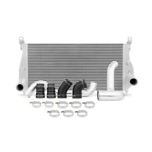 Mishimoto Intercooler Pipe Kit For 2002 2004 Gm 6 6l Duramax Lb7 Silver