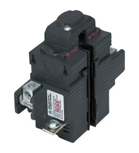 Pushmatic 20 Amps Standard 2 pole Circuit Breaker