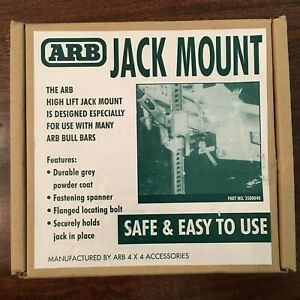New Arb Hi Lift Jack Mount 3500040