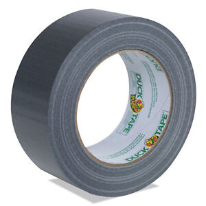 Duck Utility Duct Tape 3 Core 1 88 X 55 Yds Silver