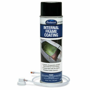 Eastwood Internal Chassis Frame Green Coating Aerosol 14oz Spary Nozzle For Rust