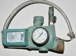 Taco Circulating Pump 008 f6 1 115 Volts 3 4 With Pressure Relief