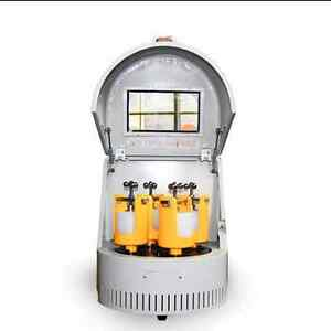 6l Vertical Small Lab Planetary Ball Mill Machine Portable Ball Grinding Mills
