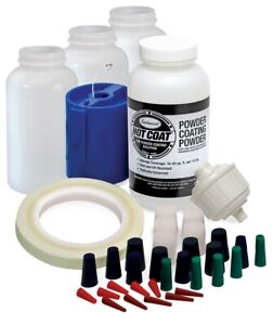 Eastwood Powder Coating Accessories Painting Equipment Kit With Silicon Plugs