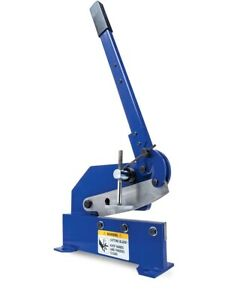 Eastwood 8 Inch Throatless Bench Shear From Solid Steel