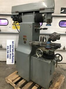 Oliver Of Adrian Hd Ace Tool And Cutter Grinder With Fixtures R8