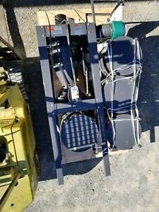 Dayton 3aa26 Central Dust Collector 4 3aa33 Collapsible Drums