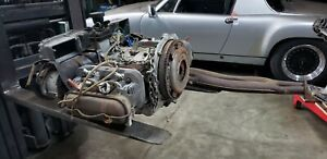 Porsche 914 Used 2 0 Engine Without Flywheel And Clutch