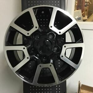 18 Off Road Style Wheels Rims 5x150 Brand New Set Of 4 Fits Lexus Lx570 Lx