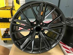 Staggered Rims 20 Inch Wheels For 2013 2014 2015 Camaro Ls Lt Rs Only 5676