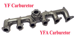 1976 1986 Ford 300 L6 4 9l Cast Iron Intake Manifold For Carburetor Yf Yfa