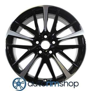 New 19 Replacement Wheels Rims For Toyota Camry 2018 2019 2020 Set Machined Wit
