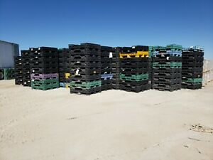 Collapsible Bulk Containers 48x45x34