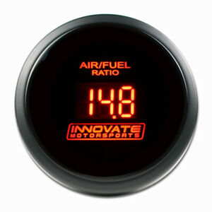 Innovate Db Red Gauge For Lc 1 Lc 2 Lm 1 Lm 2 Digital Wideband Airfuel Ratio