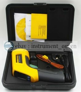 Fluke 572 2 High Temperature Infrared Thermometer 30 c 900 c 22 f To 1652 f
