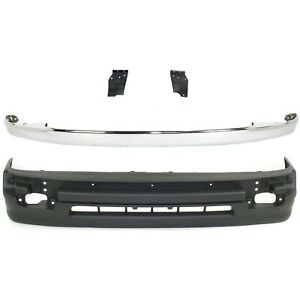 New Kit Bumper Cover Facial Front To1002165 To1042105 To1043105 To1095171