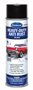 Eastwood Heavy Duty Anti Rust Aerosol Black For Metal Painted Surfaces 13 5